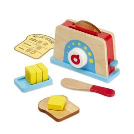 Melissa & Doug Bread & Butter Toast Set