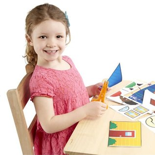 Melissa & Doug Scissor Skills Activity Pad