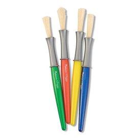 Melissa & Doug Large Paint Brush Set (Set of 4)