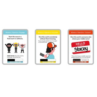 Gamewright Sneaky Cards Play it Forward