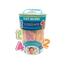 innovativeKids Soft Shapes Tub Stickables