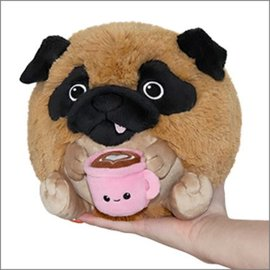 Squishables Mini Squishable Pug w/ Mug