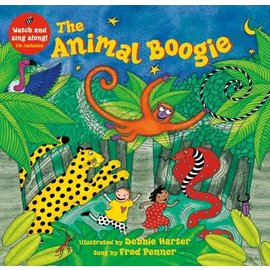 Barefoot Books Animal Boogie w/ CD