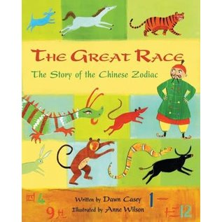 Barefoot Books The Great Race: The Story of the Chinese Zodiac