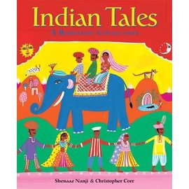 Barefoot Books Indian Tales