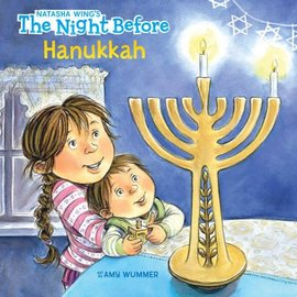 The Night Before Hanukkah