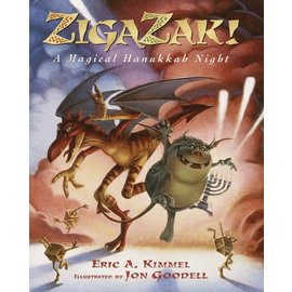 ZigaZak! A Magical Hanukkah Night