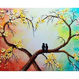 Jen Power Art Date Night, Paint Night Valentine Feb 14 6pm