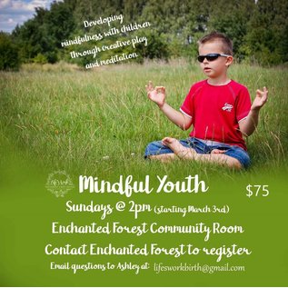 Mindful Youth March 2019