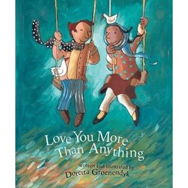 nimbus Love You More Than Anything by Doretta Groenendyk