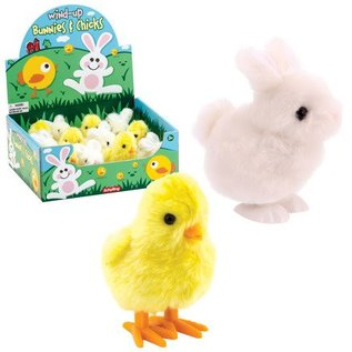 Schylling Wind-Up Bunnies & Chicks