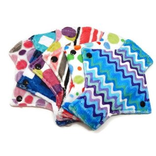 Treehugger Tree Hugger Cloth Pads Minky