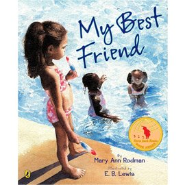 My Best Friend by Mary Ann Rodman
