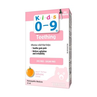 Homeocan Homeocan Kids 0-9 Teething