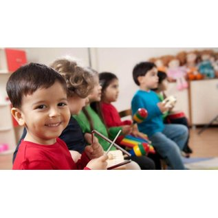 Beth Terry Mini Musicians Movers & Shakers- Saturdays 10:00am, Spring 2019