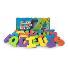 Cassidy Labs Gecko Blocks ABCs