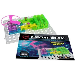 E-Blox Circuit Blox 59 Build a Working Flying Saucer
