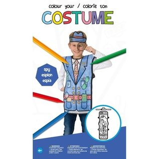 Like OMG! Colour Your Costume