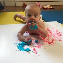 Jen Power Art Baby Picasso April 27 12:30pm