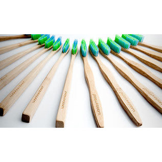 WooBamboo WooBamboo Adult Soft Toothbrush