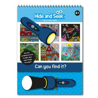 Like OMG! Hide and Seek Fun Activity Book