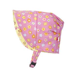 Snug as a Bug Flower Patch Bonnet