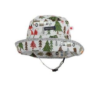 Snug as a Bug Deep Woods Adjustable Sun Hat