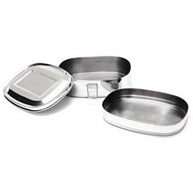 Onyx Stainless 2-layer Sandwich Box