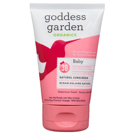 Goddess Garden Baby Natural Sunscreen SPF 30