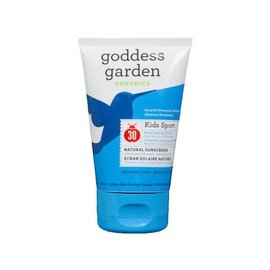 Goddess Garden Kid's Sport Natural Sunscreen SPF 30