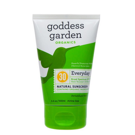 Goddess Garden Everyday SPF 30 Natural Sunscreen