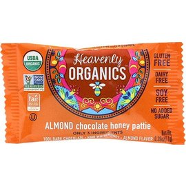 Heavenly Organics Heavenly Organics Chocolate Honey Patties