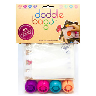 Doddle Creations DoddleBags 4 Pack