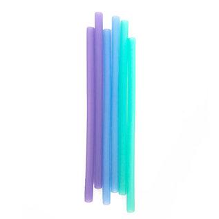 Silikids GoSili Ombre 6pk straws