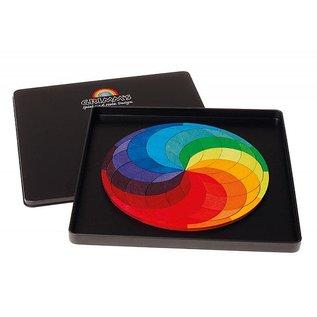 Grimms Grimms Magnetic Puzzle Colour Spiral