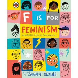 PenguinRandomHouse F is for Feminism
