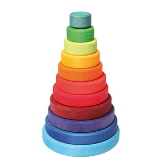 Grimms Grimms Conical Tower, Rainbow