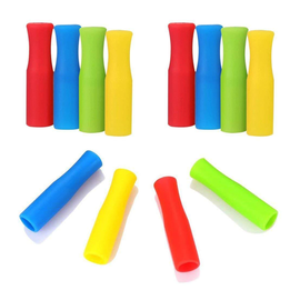 DHGate Silicone Straw Tip
