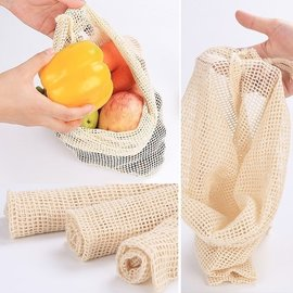 DHGate Reusable Cotton Produce Bag