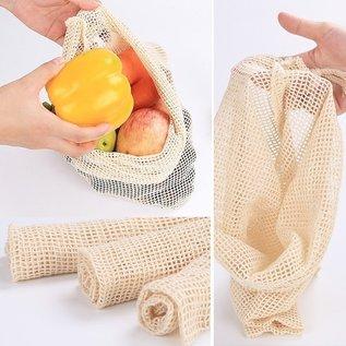 DHGate Reusable Cotton Produce Bag