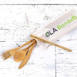 Ola Bamboo Ola Bamboo Zero Waste Kit
