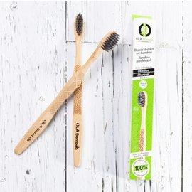 Ola Bamboo Ola Bamboo Charcoal Toothbrush