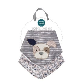 Mary Meyer Wonderlicious Bib Set