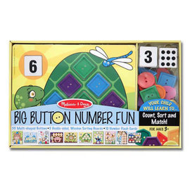 Melissa & Doug Big Button Number Fan