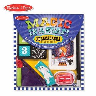 Melissa & Doug Magician Set in a Snap! Abracadabra Collection