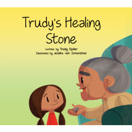 Medicine Wheel Education Trudy's Healing Stone