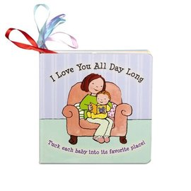 Melissa & Doug I Love You All Day Long Book