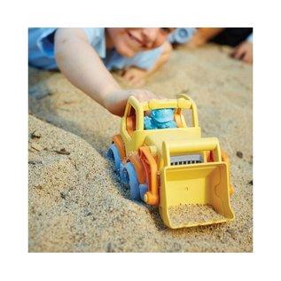 Scooper Construction Truck