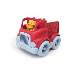 Mini Fire Engine with Character