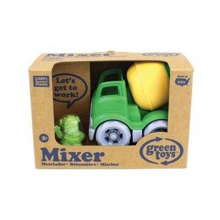 Mixer Construction Truck